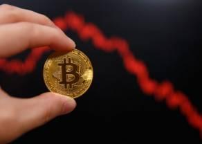 Kurs bitcoina (BTC) blisko tegorocznych minimów. Rynek kryptowalut broni 100 mld dolarów kapitalizacji