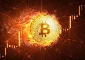 Kurs Bitcoina (BTC) z nowymi tegorocznymi szczytami i wyceną niemal 9000 dolarów