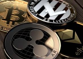 Kurs Bitcoina ponad 8% w górę! Ethereum, Litecoin i Ripple też mocno zyskują. Kursy kryptowalut 1 października