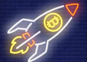 Kurs bitcoina poszybował w górę! BTC zbliża się do rekordowego poziomu