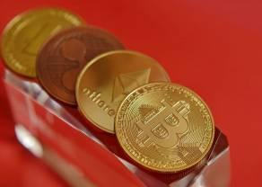 Kurs Bitcoina w dół, Ethereum traci jeszcze mocniej! Co z Litecoinem i Ripple? Kursy kryptowalut przed weekendem