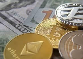 Kurs Bitcoina w dół. Litecoin, Ethereum i Ripple tracą jeszcze mocniej. Kursy kryptowalut 24 września