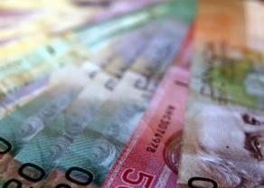 Kurs dolara amerykańskiego do kanadyjskiego USDCAD od wielu miesięcy w trendzie wzrostowym