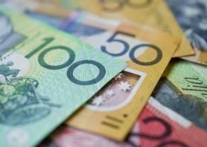 Kurs dolara australijskiego do amerykańskiego (AUD/USD) – koniec wzrostów?