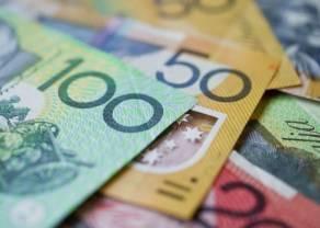 Kurs dolara australijskiego do dolara amerykańskiego (AUD/USD) - znowu na linii trendu spadkowego