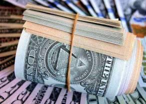 Kurs dolara do złotego (USD/PLN) mocno w górę. Frank i euro lekko zyskują