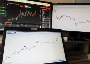 Kurs dolara, euro, franka i funta ponownie rośnie na rynku walutowym Forex