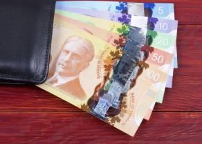 Kurs dolara kanadyjskiego (CAD) poszybował w górę!