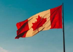 Kurs dolara kanadyjskiego najsilniejszy od trzech miesięcy. Funt pozostaje blisko szczytów. NZD/USD najwyżej od początku września