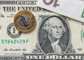 Kurs dolara nad 3,77 złotego. Euro powyżej 4,46 PLN. Frank po 4,13 zł. Komentarz walutowy – Softbank rykoszetem w polską walutę