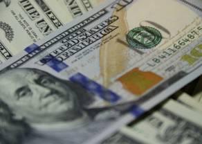 Kurs dolara poleciał o 8 groszy w 7 dni. Co dalej?