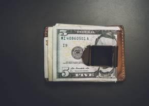 Kurs dolara USD jest słabszy. Spadki franka i jena. Funt najmocniejszą walutą. Grudniowa łamigłówka