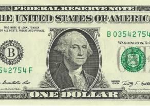 Kurs dolara USD traci na wartości. Amerykańska waluta do jena nie zdołała utrzymać się ponad poziomem 108,00. Cena ropy zniżkuje