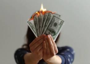 Kurs dolara USD traci względem euro. Frank spada o 1 grosz. Jen zyskał w stosunku do głównych walut