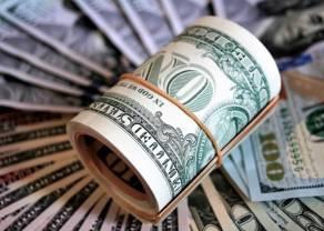 Kurs dolara USD w dół. Dolar australijski (AUD) i dolar nowozelandzki (NZD) mocno zyskują
