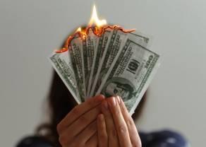 Kurs dolara USD wciąż słaby. Amerykańska waluta w dół względem euro i franka. Sytuacja na rynkach finansowych