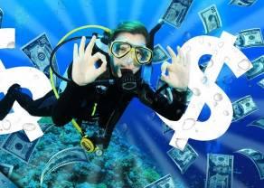 Kurs dolara USD zanurkował. Dolar australijski (AUD), dolar nowozelandzki (NZD) i funt (GBP) mocno zyskują