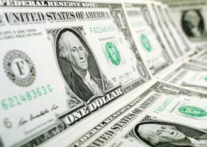 Kurs dolara USD zyskuje względem głównych walut. Pół centa zmiany w stosunku do euro, 2 grosze wzrostu do polskiego złotego (PLN)
