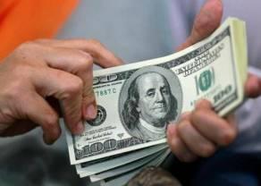 Kurs dolara (USD/PLN) zyskuje. Ile złotych kosztują euro, frank i funt?