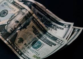 Kurs dolara w pobliżu 3,94 złotego. Euro podchodzi pod 4,27 PLN. Komentarz walutowy – inflacja może ciążyć polskiej walucie