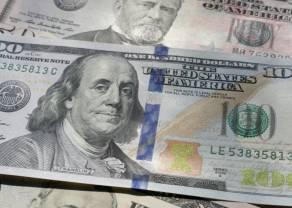 Kurs dolara zmierza do 3,87 złotego. Euro zbliża się do 4,25 zł. EUR/USD zawęził swoje pasmo wahań