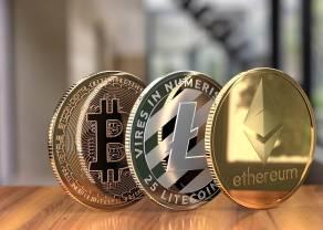Kurs Ethereum mocno w górę! Ile zapłacimy za Bitcoina, Litecoina i Ripple? Kursy kryptowalut przed weekendem