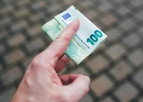 Kurs euro coraz wyżej. Funt powyżej 5,04 PLN. Komentarz walutowy – kluczowe poziomy dla złotego