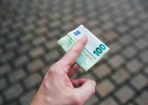 Kurs euro do dolara (EUR/USD) coraz bliżej wyczerpania wzrostu