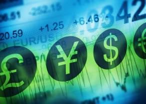 Kurs euro do dolara (EUR/USD) lekko zniżkuje. Co z frankiem (CHF), funtem (GBP) i jenem (JPY)? Kursy walut na rynku Forex przed weekendem