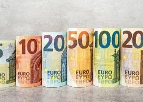 Kurs euro do dolara (EUR/USD) może spaść poniżej 1,0980. Wyższe otwarcie w Europie po nowych rekordach w USA
