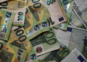 Kurs euro do dolara (EUR/USD) w górę. Finanse publiczne i CPI z Wlk. Brytanii w centrum uwagi