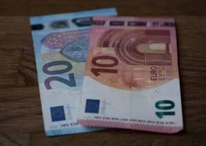 Kurs euro do dolara EUR/USD w szerszym trendzie spadkowym. Pozytywne otwarcie w Europie dzięki lepszym nastrojom