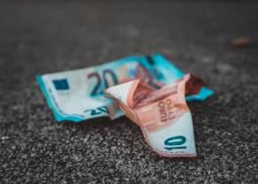 Kurs euro do dolara przy istotnym wsparciu. Czy czeka nas dramatyczna przecena?