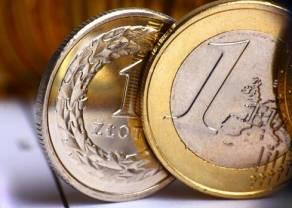 Kurs euro do złotego EURPLN - Kiedy możemy się spodziewać spadków? Czy 4,15zł za euro to realny scenariusz?