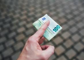 Kurs euro do złotego (EUR/PLN) ponownie zszedł do okolic 4,25. Tydzień dla dolara