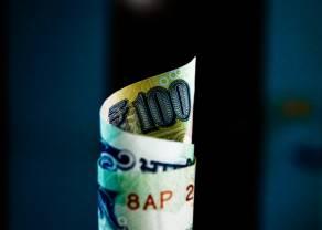 Kurs euro do złotego rośnie do poziomu 4,3065. To poziom, który w przypadku EURPLN działa jak magnes