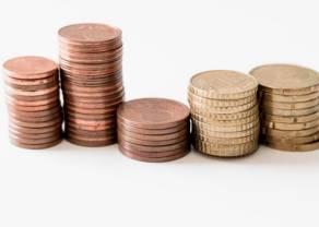 Kurs euro (EUR) do dolara (USD) nad 1,10. Europejska waluta do złotego zbliżyła się do poziomu 4,30. Częściowa umowa, euforia chwilowa