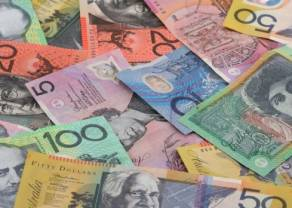 Kurs euro (EUR) do dolara (USD) podbija do 1,1040. Cena złota spada. Dolar australijski (AUD) ponownie przegranym sesji azjatyckiej