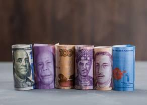 Kurs euro (EUR), dolara amerykańskiego (USD) i funta szterlinga w poniedziałek, 11 października. Najnowsze dane z rynku Forex