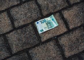 Kurs euro (EUR) spada. Przełom na EUR/USD. Moment zagubienia