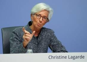 Kurs euro (EUR) po słowach Lagarde powinien tracić na wartości, a tymczasem - umacnia się!
