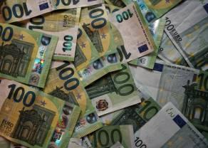 Kurs euro EUR/PLN najniżej od końca marca. Dolar USD po 4,13 złotego. Frank na poziomie 4,25 zł. Funt w pobliżu 5,04 PLN