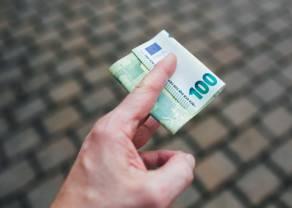 Kurs euro EUR/PLN przy 4,50 złotego, Frank bardzo drogi. Niestandardowe działania NBP