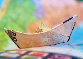 Kurs euro (EUR/USD) - jak zachowa się kurs ? W tle bardzo słaby bilans handlowy Strefy Euro