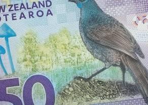 Kursy euro (EUR/USD) i funta (GBP/USD) tracą. Dolar nowozelandzki NZD dzisiaj najmocniejszą walutą