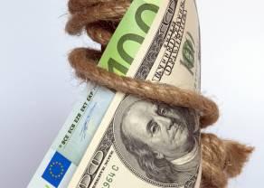 Kurs euro (EUR/USD) w strefie mogącej zachęcić do realizacji zysków