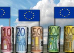 Kurs euro (EUR/USD) zyskuje po publikacji wskaźników PMI dla Strefy Euro