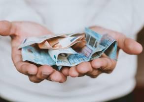 Kurs euro, funta i dolara pod presją wydarzeń minionego tygodnia