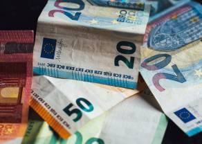 Kurs euro nad 4,44 złotego. Dolar powyżej 3,96 PLN. Polski waluta w konsolidacji, produkcja przemysłowa w kalendarzu