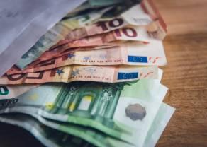 Kurs euro powyżej 4,47 złotego. Dolar przy 3,94 PLN. Komentarz walutowy – rynki nie przyjmują złych informacji